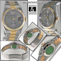 ロレックス (Rolex) Datejust Acc/oro
