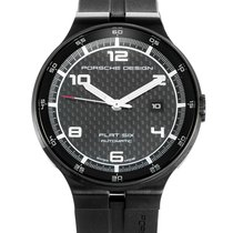 Porsche Design Watch Flat Six 6350.43.04.1254