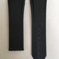 Hublot Unico Black Rubber Strap