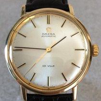 Omega Seamaster De Ville 9ct Gold