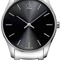 ck Calvin Klein Classic Herrenuhr K4D21141