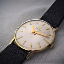 Tissot solid Golden vintage jubileum watch  in very good...