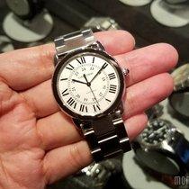 Cartier WSRN0012 Ronde Solo Watch 36mm