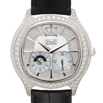 Piaget Emperador White Gold Diamond White Automatic G0A32018