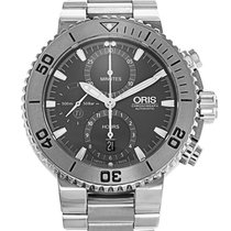 Oris Watch Aquis 674 7655 72 53 MB