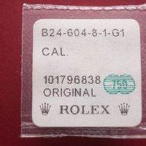 Rolex Krone 24-604-8-1 MONOBLOC in Vollgold (keine Goldhaube)...