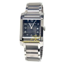 Baume & Mercier Hampton Rectangular Black Dial