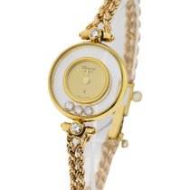 Chopard G 3929 Happy Diamonds in Yellow Gold with 3 Floating...