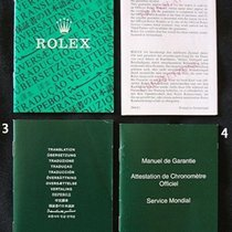 Rolex Libretto COSC / Garanzia Internazionale