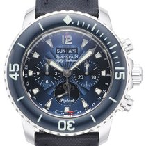 Blancpain Sport Automatique Fifty Fathoms Chronograph Flyback