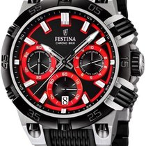 Festina Chrono Bike 2014 F16775/8 Herrenchronograph Massives...