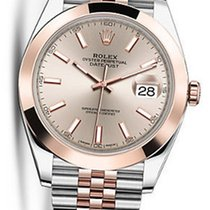 Rolex OYSTER PERPETUAL DATEJUST Sundust 41MM 126301
