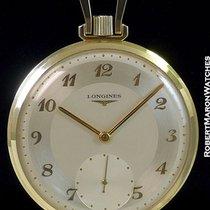 Longines 14k Pocket Watch 1950s