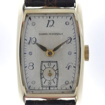 Girard Perregaux Mans Wristwatch Curvex