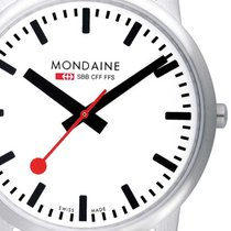 Mondaine A638.30350.16SBM Simply Elegant Herren 41mm 3ATM