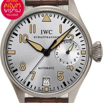 IWC Big Pilot Father Platinum