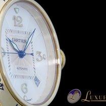 Cartier Pasha 38 Date 18kt Gelbgold mit Faltschliesse |...