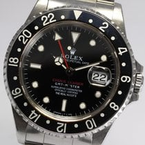 롤렉스 (Rolex) GMT-MASTER CHUNK YEAGER Limited edition 1/50