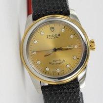 Tudor Glamour Date 31mm Stahl / Gold 53003