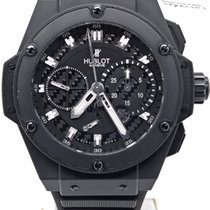 Hublot King Power Black Magic Limited Edition 256/500 709.ci.1...