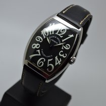 Franck Muller Casablanca 6850 Automatic Steel with warranty