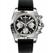 Breitling ab011011/b967-1rt Chronomat B01 Mens Automatic in...