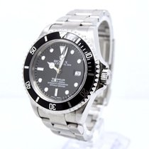 Rolex Sea Dweller 16600 Box & Papers 2003 no holes SEL