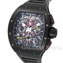 Richard Mille Flyback Chronograph Felipe Massa Carbon ...