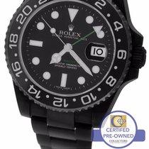Ρολεξ (Rolex) GMT-Master II Stainless Black PVD Ceramic 116710...
