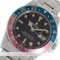 Rolex GMT Master Stahl 1675 B+P