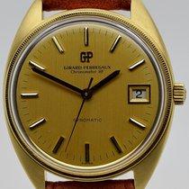 Girard Perregaux Chronometer HF Gyromatic, 18ct. Gold, 60iger...