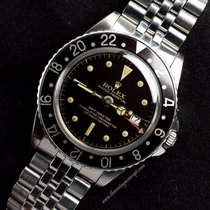 Rolex 1675 GMT Master Tropical Gilt Dial