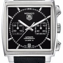 TAG Heuer Monaco Men's Watch CAW2110.FT6005