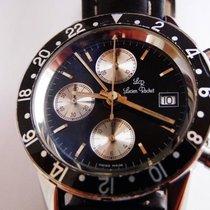 Lucien Rochat crono GMT automatico acciaio