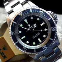 Rolex Oyster Submariner 5513 'meters First'