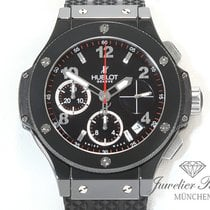 Hublot Big Bang Black Magic 41 mm Keramik Kautschuk Chronograph