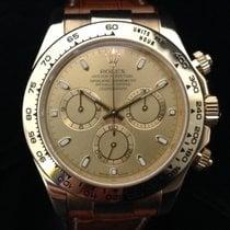 Rolex Daytona Oro 116518