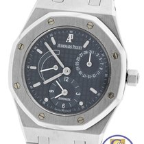Audemars Piguet Royal Oak Dual Time Power Reserve 36mm Blue...