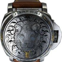 Panerai Luminor Sealand for Purdey Lion PAM00152