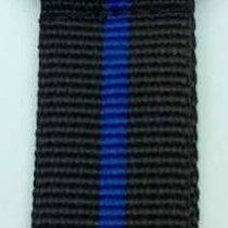 Luminox 3950 Serie Natoband schwarz/ blau