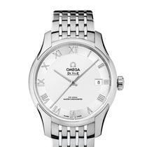 Omega 43310412102001 De VIlle Hour Vision Co-axial Steel