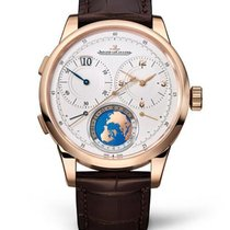 Jaeger-LeCoultre Men's Q6062520 Duometre Watch