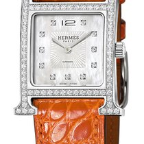 Hermès H Hour Automatic Medium MM 039920ww00
