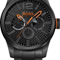 Hugo Boss Orange Paris 1513239 Herrenarmbanduhr Massives Gehäuse
