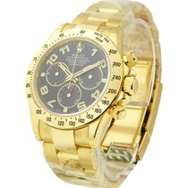Rolex Unworn 116528 Yellow Gold DAYTONA on Bracelet 116528 -...