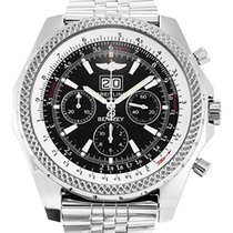 Breitling for Bentley 6.75 A44362,  Chronograph Box + Papiere