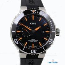 Oris Aquis Small Second Date 01 743 7733 4159-07 4 24 64EB
