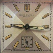 Record Pre Longines Super RARE Record Pocket ~ Travel Watch...