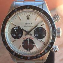 롤렉스 (Rolex) Daytona 6263 Silver Big Red