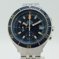 Omega Seamaster 120 Big Blue Mit B&P ST176.004 Cal.1040